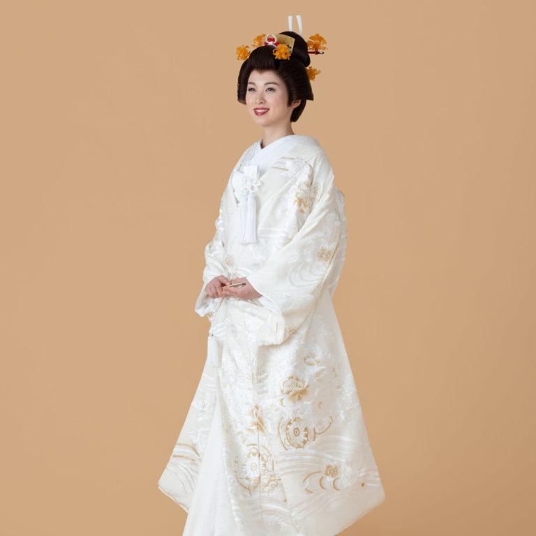 金刺繍 桜草