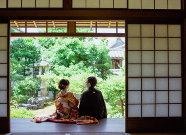 京都百福 仁和寺 初夏 新緑